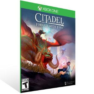 Citadel: Forged with Fire - Xbox One Live Mídia Digital