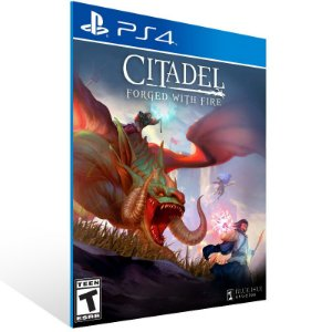 Citadel: Forged with Fire - Ps4 Psn Mídia Digital