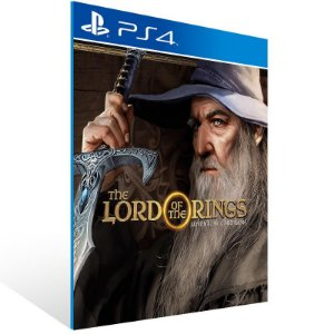 The Lord of the Rings: Adventure Card Game - Ps4 Psn Mídia Digital