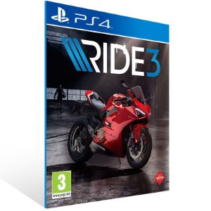 RIDE 3 - Ps4 Psn Mídia Digital