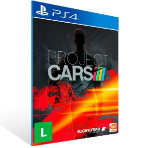 Project Cars - Ps4 Psn Mídia Digital