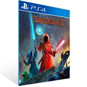 Magicka 2 Special Edition - Ps4 Psn Mídia Digital