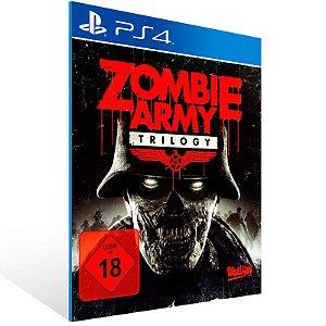 Zombie Army Trilogy - Ps4 Psn Mídia Digital