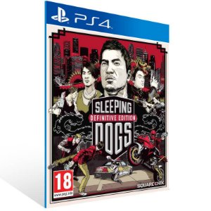 Sleeping Dogs Definitive Edition - Ps4 Psn Mídia Digital