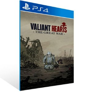 Valiant Hearts The Great War - Ps4 Psn Mídia Digital
