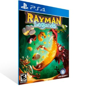 Rayman Legends - Ps4 Psn Mídia Digital