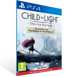 Child Of Light Ultimate Edition - Ps4 Psn Mídia Digital