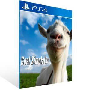 Goat Simulator - Ps4 Psn Mídia Digital