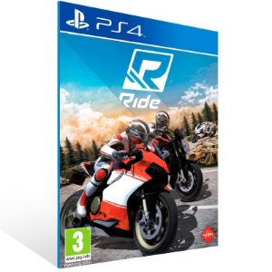 Ride - Ps4 Psn Mídia Digital