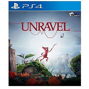 Unravel PS4 - Mídia Digital