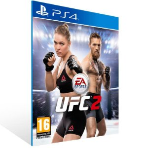 UFC 2 - Ps4 Psn Mídia Digital