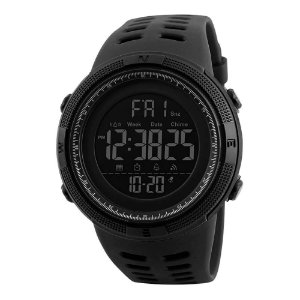 Relógio Masculino Esportivo Skmei Digital 1251 Preto