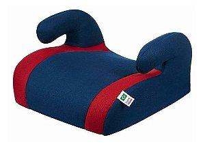 Assento Elevação Infantil para Carro Criança 15 A 36 Kg Azul Marinho