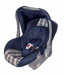 Bebê Conforto Nino Azul Marinho New Tutti Baby