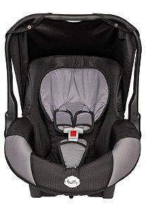 Bebê Conforto Upper Preto Tutti Baby