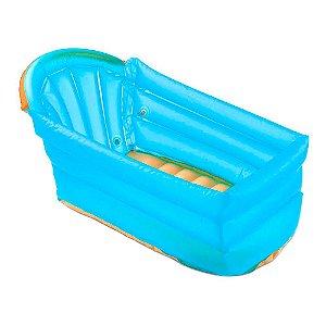 Banheira Inflável Bath Buddy Menino Multikids