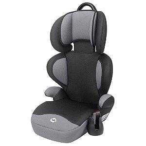 Cadeira para Carro Triton Preto com Cinza Tutti Baby