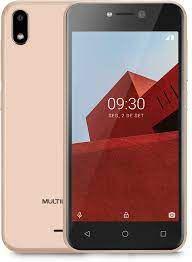 Smartphone Multilaser E 32gb Dual Sim Android 8.1 Tela 5 Dourado