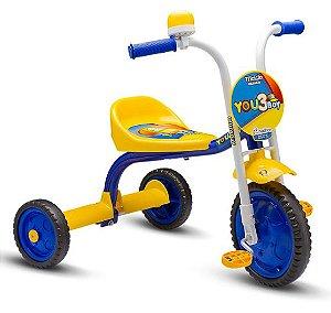 Triciclo Infantil You 3 Boy Menino Nathor