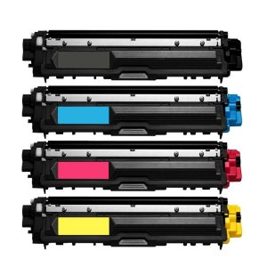 Kit 4 Toner Brother TN221 Compatível HL3140 HL3170 DCP9020 MFC9130 MFC9330