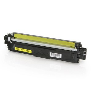 Toner Brother TN225 TN-225Y Amarelo Compatível HL3170 MFC9130 HL3140 MFC9020