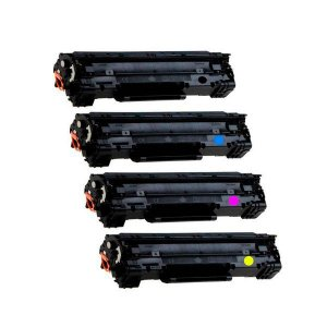 Kit 4 Toner HP 201X Compatível M252DW M277DW M252 M277