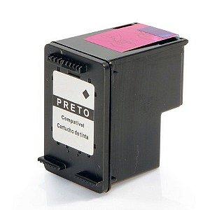 Cartucho HP 664XL Preto Compatível  Microjet 1115 2136 3636 3836 3536 4676