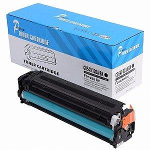 Toner Compatível HP 125A 128A 131A CB540A CE320A CF210A Preto - PREMIUM