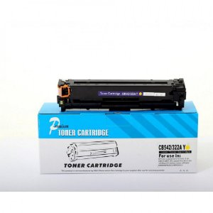 Toner Compatível HP 125A 128A 131A CB542A CE322A CF212A Amarelo - PREMIUM