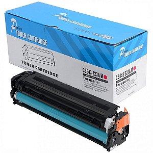 Toner Compatível HP 125A 128A 131A CB543A CE323A CF213A Magenta - PREMIUM