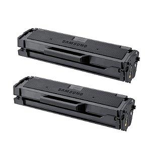 Kit com 2 Toner Samsung MLT-D101S Compativel ML2165 SCX3405 - Nova Premium