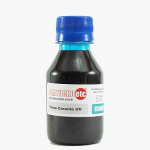Tinta Formulabs HP IJD1265 Ciano | Azul Premium UV Serie Nova Hp 100ml