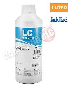 Tinta Inktec Epson EU1000-01LLC Ciano Claro 1 Litro