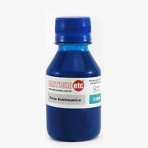 Tinta Sublimatica Inktec Ciano Epson Sublimação 100ml