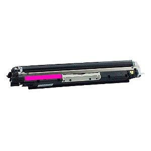 Toner Compatível HP 130A CF353A Magenta M176 M177