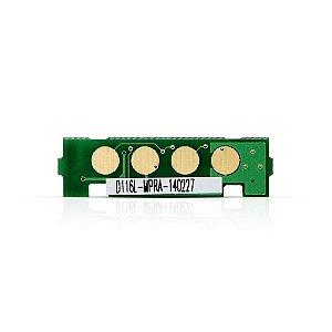 Chip para Toner Samsung MLT-D116L D116S M2825 M2875