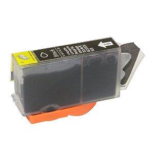 Cartucho Compatível HP 670XL Preto 4615 4625 5525