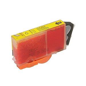 Cartucho Compatível HP 670XL Amarelo 4615 4625 5525