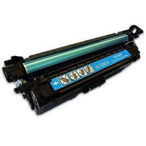 Toner Compatível HP 507A CE401A Ciano M551DN M570DN M575F