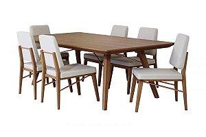 Mesa de Jantar Sinai | Fabricio Roncca