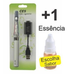 Kit Individual eGo CE5 + Essencia 20 ml/12 mg