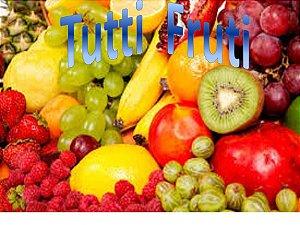 Líquido Tutti Frutti  e-Healh