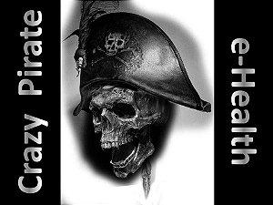 Líquido Crazy Pirate e-Health