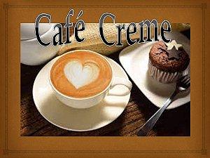 Líquido Café Creme  e-Health