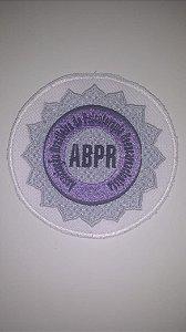 Bordado ABPR para jalecos