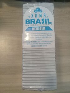 Incenso Xamã Brasil Benjoim