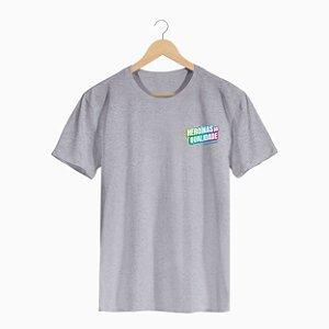 Camiseta Heroínas da Qualidade Basic