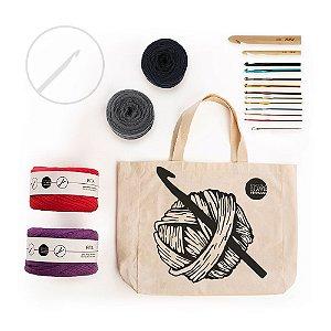 Kit Design em Crochê