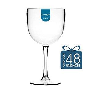 48 Taças de Gin 580 Ml Transparente