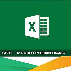Excel - Intermediário